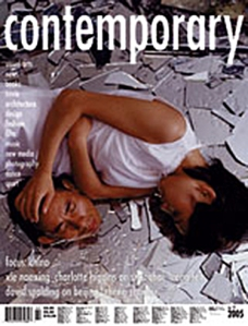 Contemporary MagazineCover, Issue 72