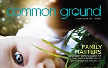 Common Ground Magazine | Growing Up with God
