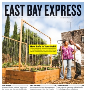 East Bay Express | Toxic Incense