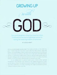 Growing Up with God magazine page