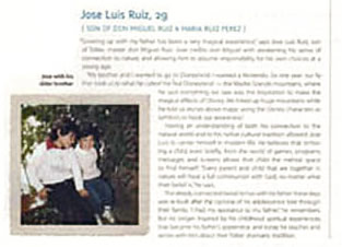Growing Up with God - Jose Luis Ruiz