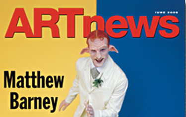 ARTnews Half Cover